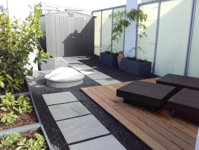 Die Perfekte Garten Terrasse Pflanzplan